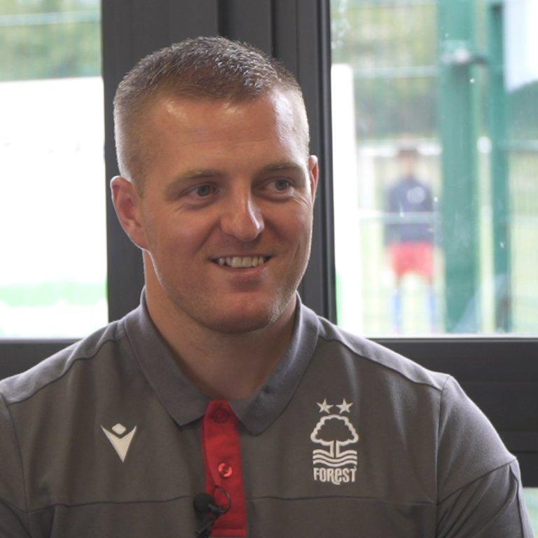 Jason Spiring Nottingham Forest Community Trust Forest Sports Zone Intelligent Play